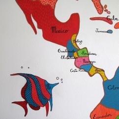Mapa Texturas, 2013