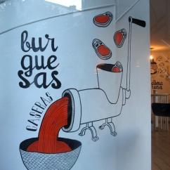 Restorán La Burguesía, 2013